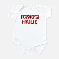 Loved by Hailie Infant Bodysuit