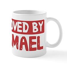 Loved by Ismael Mug