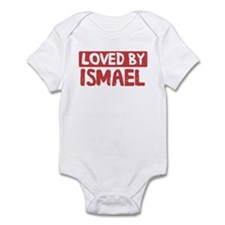 Loved by Ismael Infant Bodysuit