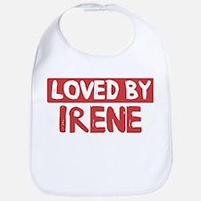 Loved by Irene Bib