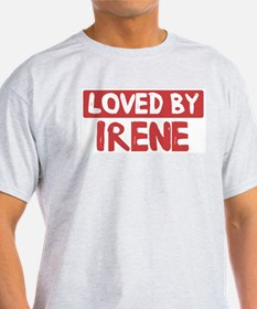 Loved by Irene T-Shirt
