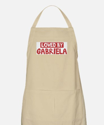 Loved by Gabriela BBQ Apron