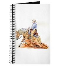 Reining horse Journal