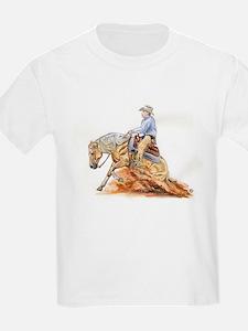 Reining horse T-Shirt