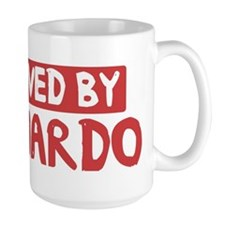 Loved by Eduardo Mug