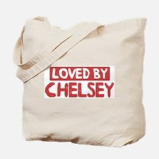 Loved by Chelsey Tote Bag