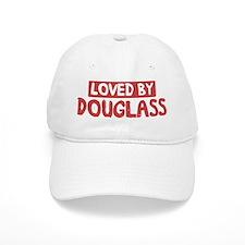 Loved by Douglass Baseball Cap