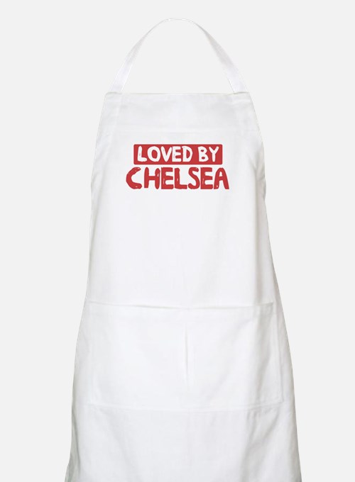 Loved by Chelsea BBQ Apron