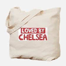 Loved by Chelsea Tote Bag