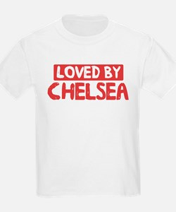 Loved by Chelsea T-Shirt