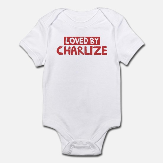 Loved by Charlize Infant Bodysuit