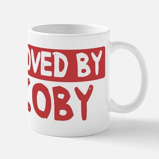 Loved by Coby Mug