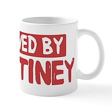 Loved by Destiney Mug