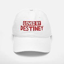 Loved by Destiney Baseball Baseball Cap