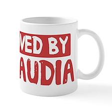 Loved by Claudia Mug