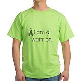 Cancer warrior Green T-Shirt