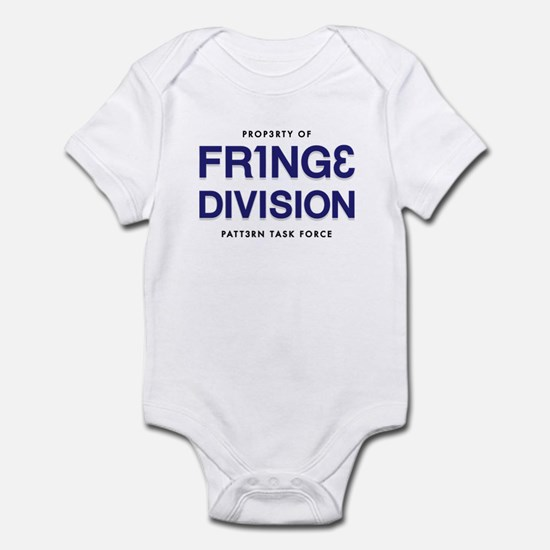 FRING3 DIVI5ION Infant Bodysuit