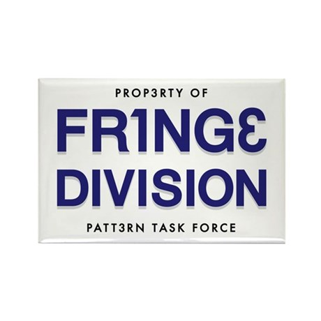 FRING3 DIVI5ION Rectangle Magnet (10 pack)