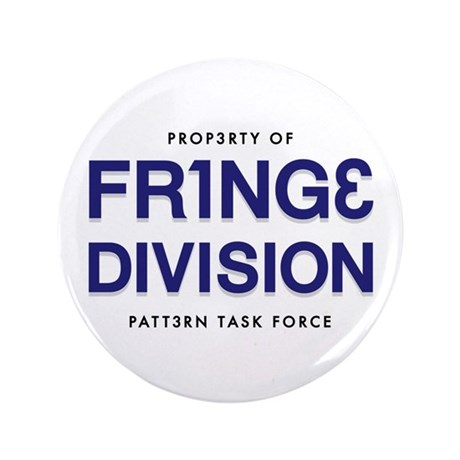 """FRING3 DIVI5ION 3.5"""" Button (100 pack)"""