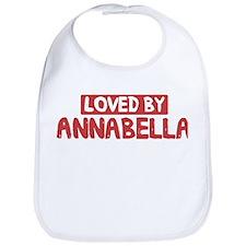 Loved by Annabella Bib