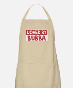 Loved by Bubba BBQ Apron