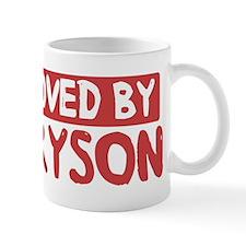 Loved by Bryson Mug