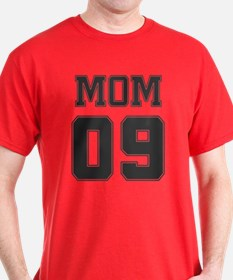 Black Mom 09 T-Shirt