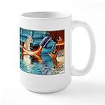 Soft Coated Wheaten Terrier Large Mug