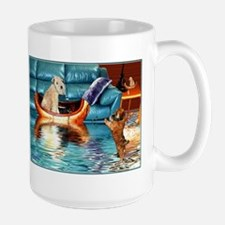 Soft Coated Wheaten Terrier Large Mug