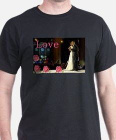 Barack & Michelle Love T-Shirt