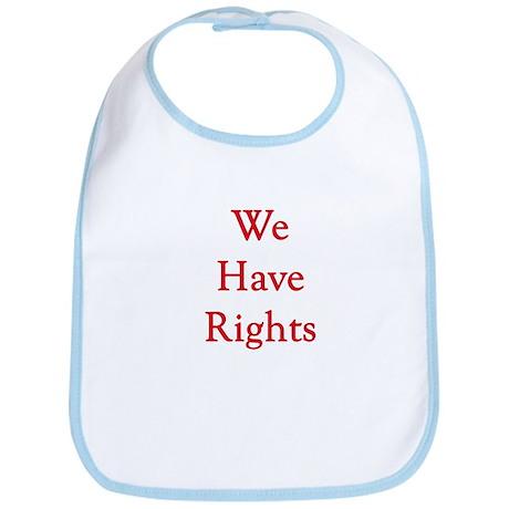 we have rights Bib