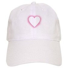 Paint Spray Heart Baseball Cap