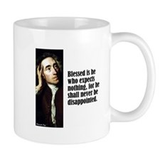 """Pope """"Blessed Is He"""" Mug"""