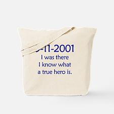 9-11-2001 Tote Bag