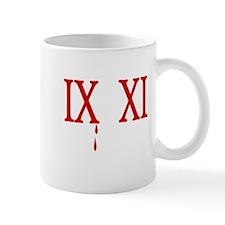 IX XI.....9 11 Mug