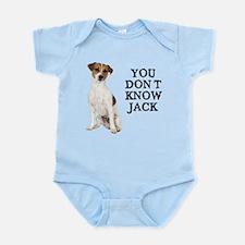 Jack Infant Bodysuit