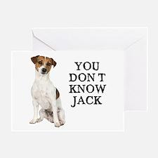 Jack Greeting Card