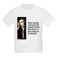 "Pope ""Hope Springs"" T-Shirt"