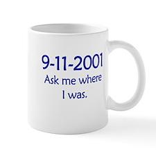 9-11-2001 Mug