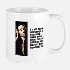 "Pope ""Narrow-Souled"" Mug"