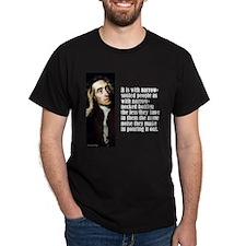 "Pope ""Narrow-Souled"" T-Shirt"