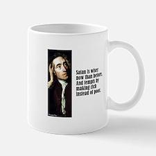 """Pope """"Satan"""" Mug"""