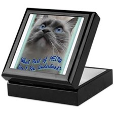 Cute Ragdolls Keepsake Box