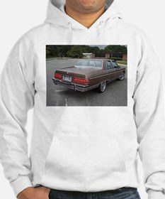 82 Bonneville Right Rear Hoodie