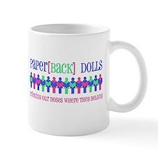 Paperback Dolls Mug