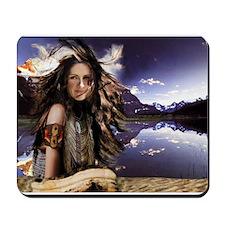 Native Winds Mousepad