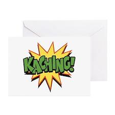 Ka-Ching! Greeting Cards (Pk of 10)