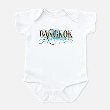 Bangkok Thailand Infant Bodysuit