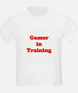 Gamer in Training T-Shirt