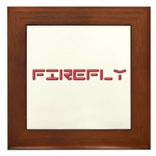 Firefly Framed Tile